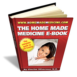 The Home Made Medicine E-Book - Home Remedies For Better Health